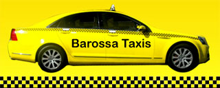 Barossa Taxis - Mobile